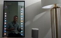 Udělat si ze zrcadla obří smartphone? Za pár let to může být realitou díky společnosti Apple
