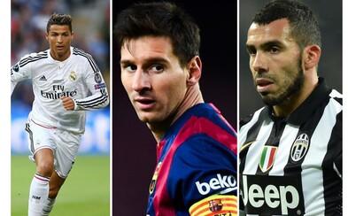 UEFA zverejnila nomináciu 10 najlepších futbalistov v Európe za minulú sezónu, chýba ti v nej niekto?