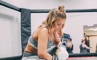 UFC bojovnice vydělá za post na Instagramu více než za zápas. Chce, aby všichni vydělávali férově