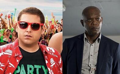 Uhodneš, kteří herci nadávají ve filmech nejvíce?