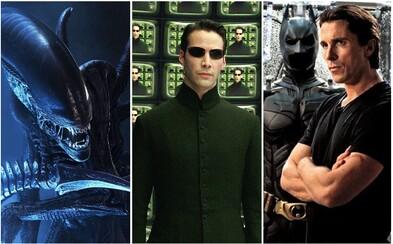 Uhádneš, v ktorom roku vyšli tieto legendárne filmy? (Kvíz)