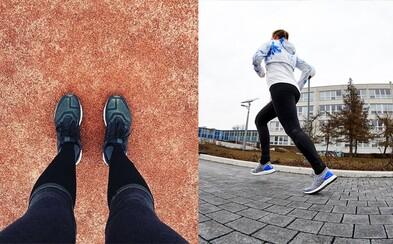 Ukáž ľuďom Bratislavu pod svojimi nohami a vyhraj nové tenisky. Aj ty sa môžeš stať súčasťou adidas bežeckej mapy