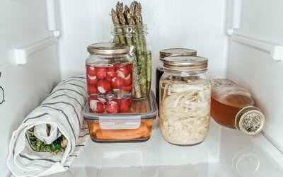 Ukážeme ti, jak správně skladovat potraviny
