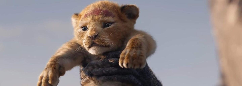 Ukázka pro Lvího krále je druhou nejsledovanější v historii. Za 24 hodin získala 224 milionů zhlédnutí