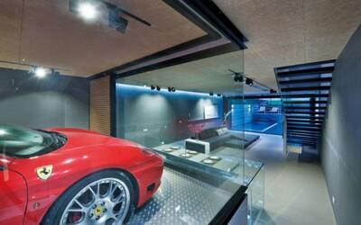 Ukážkové dispozičné riešenie alebo Ferrari nad kuchynskou linkou z Hongkongu