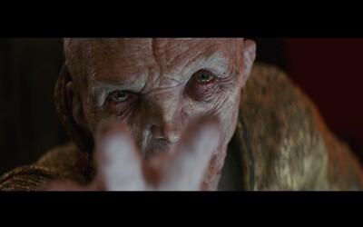 Ukážu nám v Star Wars: Episode IX Snokeovu minulosť a skutočnú silu? Podľa Andyho Serkisa to vôbec nie je vylúčené