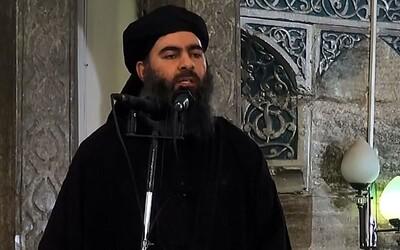 Ukradené trenýrky pomohly identifikovat vůdce ISIS, tvrdí syrští Kurdové