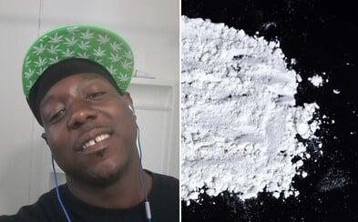 Ukradli mu kokaín, tak zavolal políciu. David nechápal, prečo muži zákona zatkli jeho a nie zlodeja