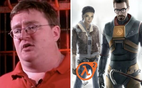 Ukradol zdrojové kódy k Half-Life 2, potom šéfa Valve požiadal o prácu. V base neskončil len vďaka náhode