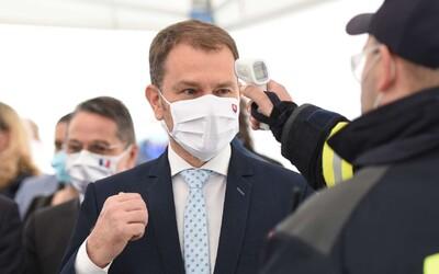 Ukrajina zaradila Slovensko a Česko do tzv. červenej zóny s nepriaznivou koronavírusovou situáciou
