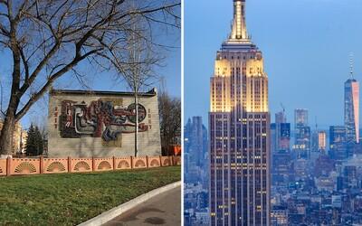 Ukrajinské město si chce změnit název na New York. Věří, že tak přitáhne turisty i peníze