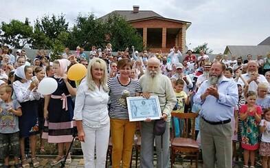 Ukrajinec Pavel má 346 potomků a čeká na zápis do Guinessovy knihy rekordů
