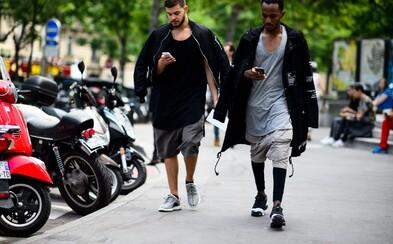 Ulice hlavního města módy opět zaplavilo obrovské množství lidí s vytříbeným vkusem a stylem, nechyběli ani Rick Owens nebo Nick Wooster