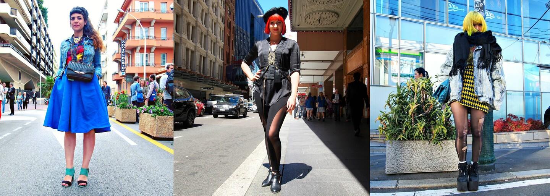"""""""Ulice sú permanentnou módnou prehliadkou,"""" tvrdí Marcela, ktorá dokumentovaním štýlu vytvára unikátny fotoprojekt (Rozhovor)"""