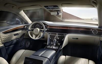Ultra luxusní limuzína od Bentley dokáže uhánět rychlostí až 333 km/h