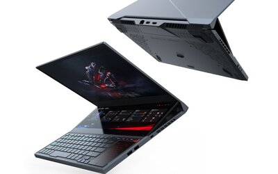 Ultra štíhlý gamingový laptop Asus ROG Zephyrus Duo 15 s největším sekundárním displejem jde na trh. Už máš našetřeno?