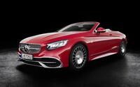 Ultra-luxusný Maybach už aj ako majestátny kabriolet so 630-koňovým dvanásťvalcom a cenovkou 300-tisíc €!
