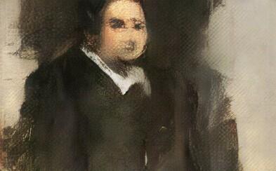 Umelá inteligencia vytvorila obraz náhodným spájaním pixelov. Bol predaný za takmer 400-tisíc €