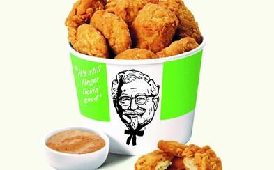 Umělé maso v KFC jde na dračku. Vyprodali jej za 5 hodin