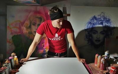 Umelec a výtvarník Jozef Stančík: Aj keď máte na niečo talent, neznamená to, že vám to pôjde skvelo hneď od začiatku (Rozhovor)