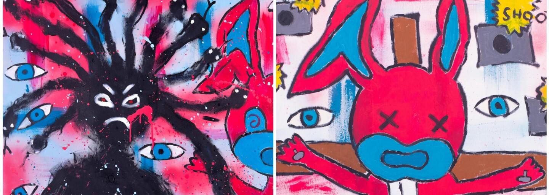 Umelec Jakub vystupujúci pod alter egom PinkRabbit: Umenie je ako žena, keď je pekná, ale prázdna, tak to nestojí za nič (Rozhovor)