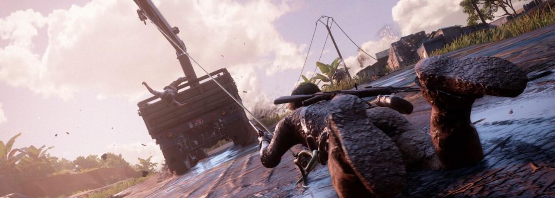 Uncharted 4 je graficky neprekonateľným skvostom, ktorý búra konzolové obmedzenia úžasnou hrateľnosťou a príbehom (Recenzia)