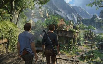 Uncharted 4 je najkrajšou hrou storočia. Presvedčte sa sami vo veľkolepom, zimomriavky vyvolávajúcom traileri
