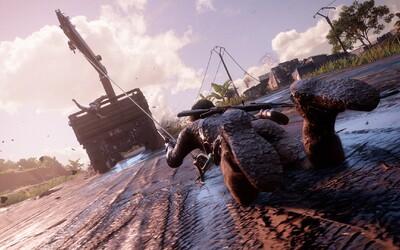 Uncharted 4 má předpoklady stát se nejlépe vypadající hrou vůbec. Bude i titulem roku?
