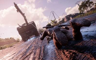 Uncharted 4 ukázalo novú porciu z hry. Grafika, fyzika a celkový pôvab sú ešte na vyššej úrovni ako predtým