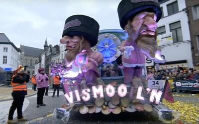 UNESCO vyškrtlo ze seznamu světového dědictví belgický karneval. Rasisticky prý urážel židy