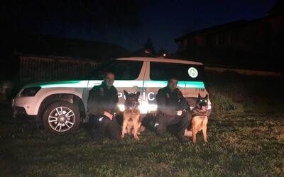 Unesenú a zviazanú ženu zachránili policajti pri Michalovciach v poslednej chvíli
