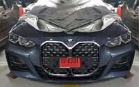 Únik odhalil obrovskou masku nového čtyřkového BMW. Jsou to ještě vůbec pověstné ledvinky?
