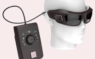 Unikátní brýle pomohou nevidomým díky infračervenému záření opět vidět. Zbaví převratný vynález svět slepoty?