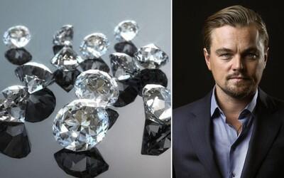 Unikátní startup dokáže vypěstovat pravé diamanty. Investoval do něj i Leonardo DiCaprio