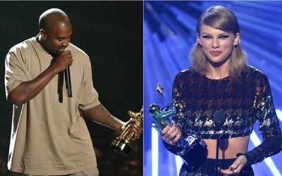 Unikla nahrávka mezi Kanyem Westem a Taylor Swift. Kdo celé roky lhal?