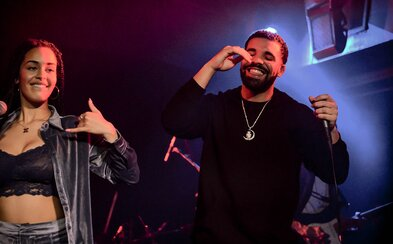 Unikla nedokončená verzia Drakeovej spolupráce s Jorjou Smith. Spoločne sa vracajú do čias Take Care