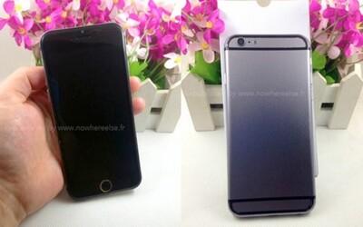 Uniknuté fotografie prototypu iPhonu 6