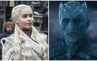 Uniknuté intro z finále Game of Thrones ukázalo zmenený svet Westerosu a najbližšie kroky Night Kinga