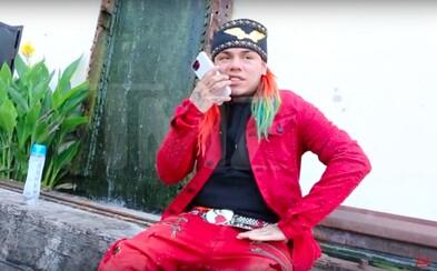 Uniklé video zachytilo, jak 6ix9ine údajně nabízí 30 000 dolarů za vraždu bratrance Chief Keefa