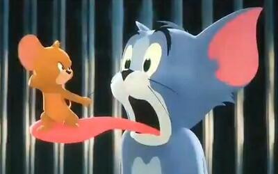 Unikol trailer pre Toma a Jerryho. Nový film bude mixom animácie a reálnych hercov