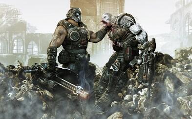 Universal pripravuje celovečerný film o Gears of War!