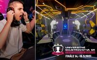 Univerzitné Majstrovstvá SR v ešport: sleduj súboj o titul a postup na prestížny európsky pohár s prizepoolom 15 000 eur