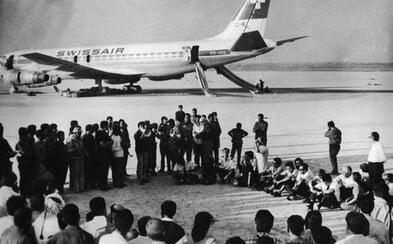 Únosy lietadiel na Dawson's Field: Palestínska odplata a medzinárodná kríza, ktorá posilnila americko-izraelské vzťahy