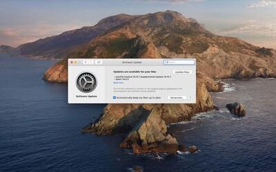 Update pro MacOS Big Sur 11.2.1 může smazat všechna data z tvého počítače. Neaktualizuj MacBook, pokud nemáš 30 giga na disku