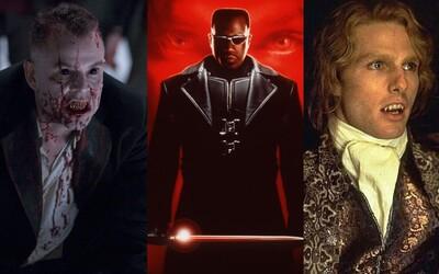 Upíri milujú krv a my milujeme upírske filmy. Inšpirujte sa rebríčkom tých najlepších, ktoré by ste si jednoznačne nemali nechať ujsť