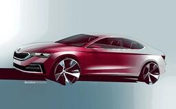 Úplne nová Škoda Octavia sa rysuje. 4. generácia sa ukáže už 11. novembra