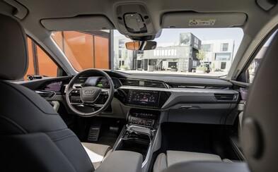 Úplne nové elektrické SUV od Audi dostane virtuálne spätné zrkadlá a ďalšie vychytávky