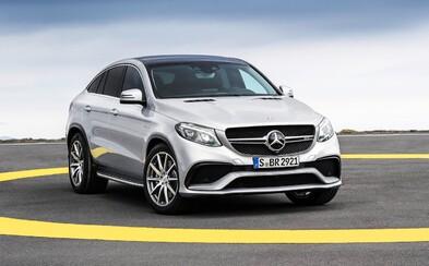 Úplně nový, 585koňový Mercedes-AMG GLE 63 Coupé byl oficiálně odhalen!