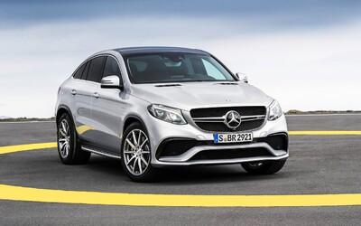 Úplne nový, 585-koňový Mercedes-AMG GLE 63 Coupé oficiálne odhalený!