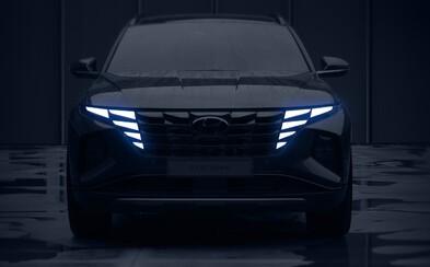 Úplne nový Hyundai Tucson príde s mimoriadne futuristickým dizajnom